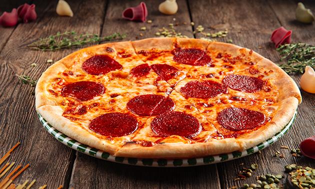 Corleone - Steinofen Pizza