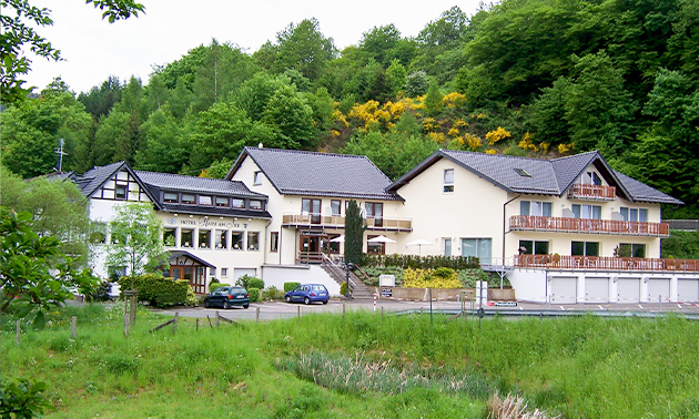 Hotel-Restaurant-Cafe Haus am See