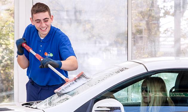 IMO Car Wash Köln