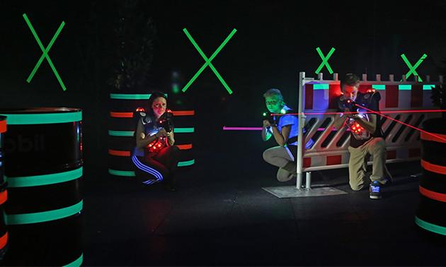 LaserZone-Lasertag