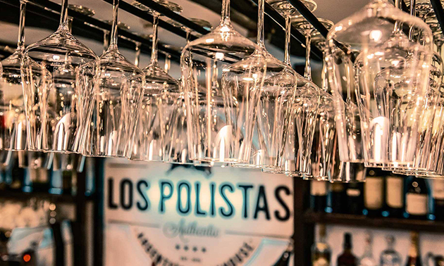 Los Polistas Steak House