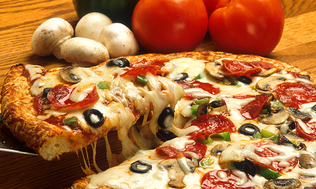 Pizza Paradies