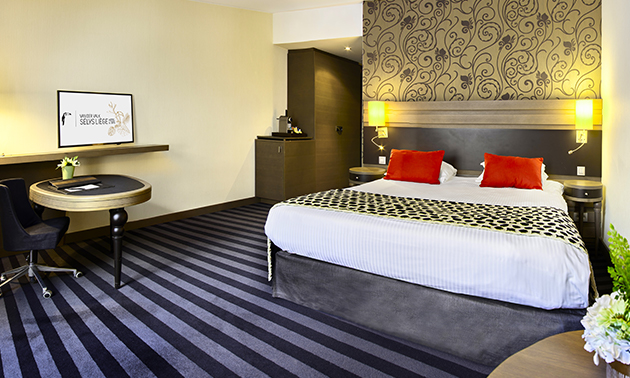 Van der Valk Sélys Hotel & Spa