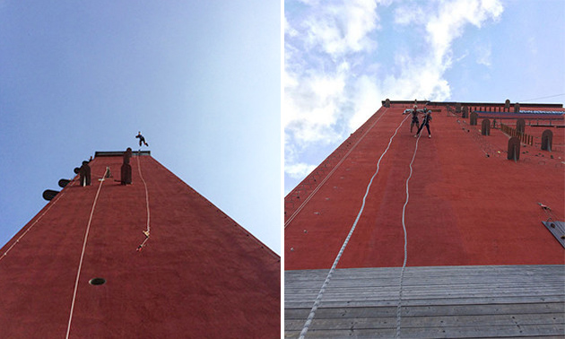 Via Ferrata - Der Kletterturm