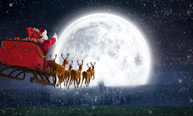 Weihnachtsstaub