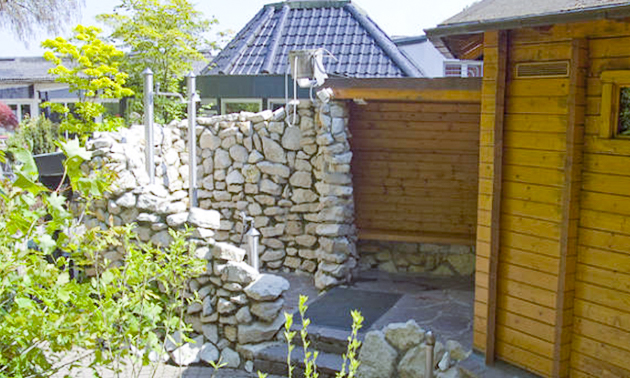 Wellness-Sauna Waldesruh