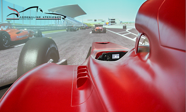Racesimulator (25 oder 40 Minuten)