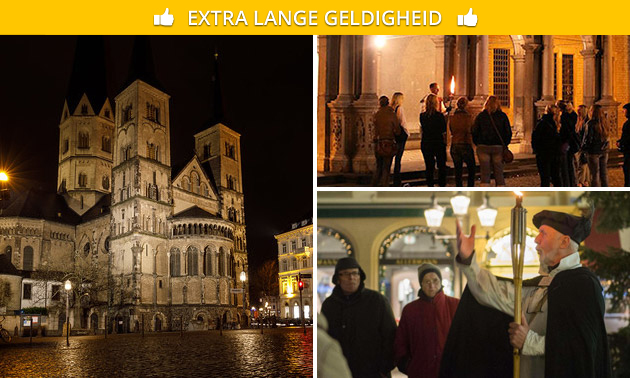 Nachtwächter-Tour durch Bonn (2 Stunden)