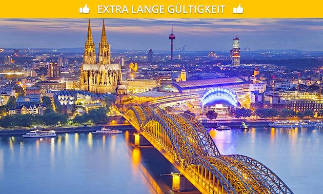 Nachtwächtertour Köln (2 Stunden)