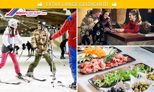 Skispaß + All-You-Can-Eat & Drink bei Bottrop