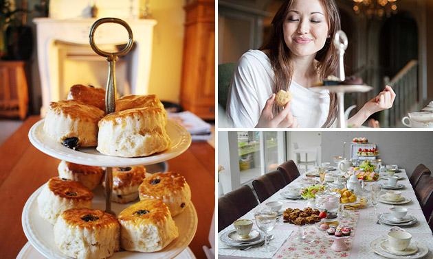 Thuisbezorgd/afhalen: ambachtelijke high tea voor thuis