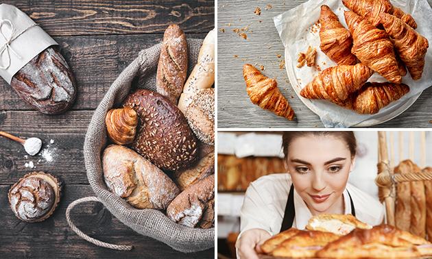 Afhalen: bakkerspakket van Bakkerij Merks