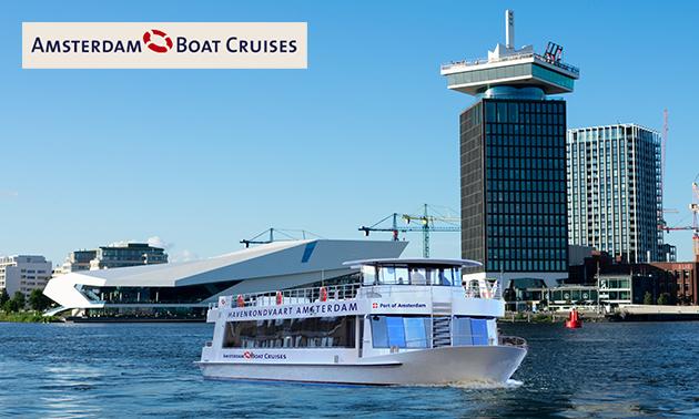 Rondvaart door de Amsterdamse haven (2 uur)
