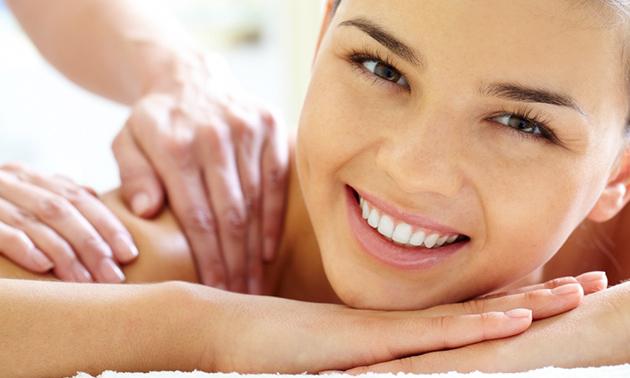 Bioresonantie-behandeling naar keuze, bijv. met aroma touch (60 min)