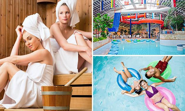 Tageseintritt für Aquana Saunawelt inkl. Freizeitbad