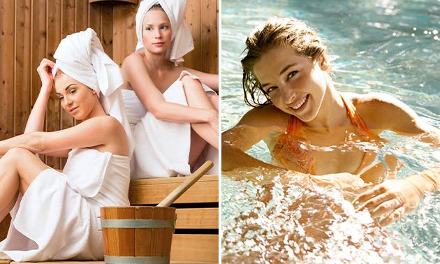 Tageseintritt für Aquana inklusive Freizeitbad