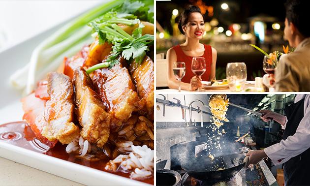 All-You-Can-Eat Buffet bei Asia World Noori