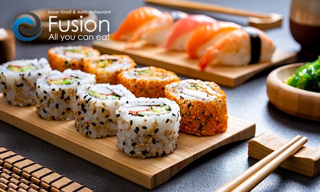 Afhalen: sushi-mixbox (20 stuks)