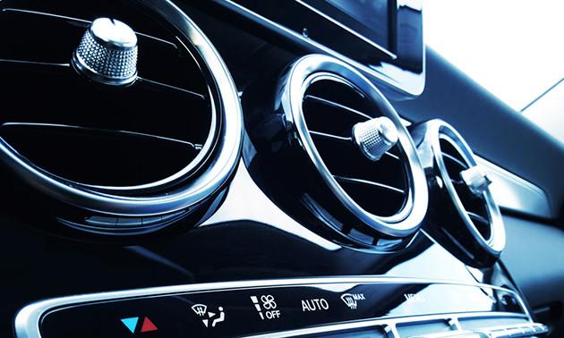 Airco-check voor de auto