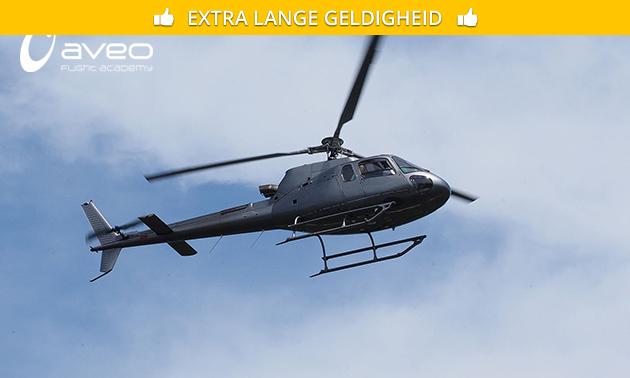 Helikopter-Rundflug (15, 20 oder 30 Minuten)