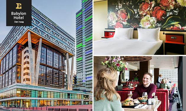 Übernachtung(en) + Frühstück + opt. Menü für 2 in Den Haag