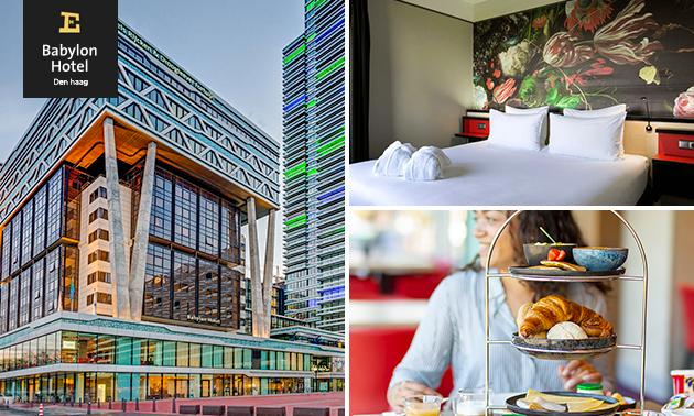 Übernachtung für 2 + Frühstück in Den Haag