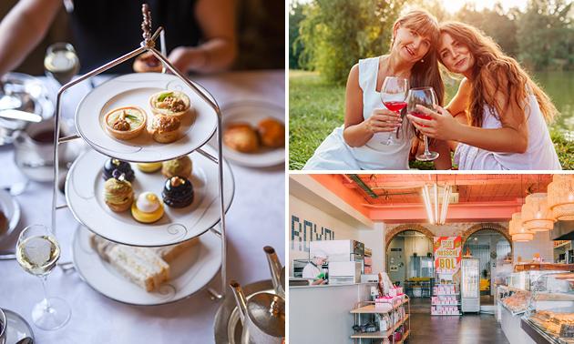Afhalen: Moederdag-high tea van Bakkerij Royal