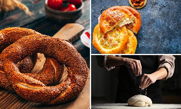 Waardebon voor de Turkse bakker