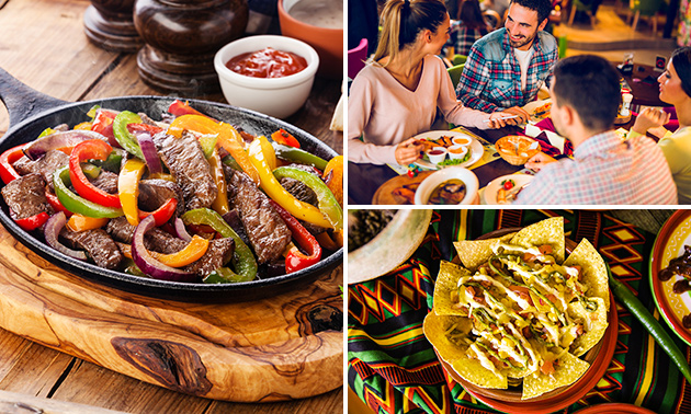 All-You-Can-Eat Mexicaans