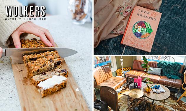 Afhalen: brood- of maaltijdbox + receptenboek bij Bar Wolkers