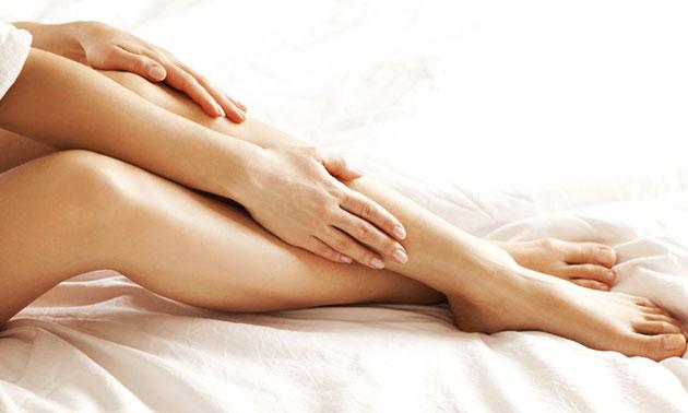 Waxen van oksels, benen en/of Brazilian wax