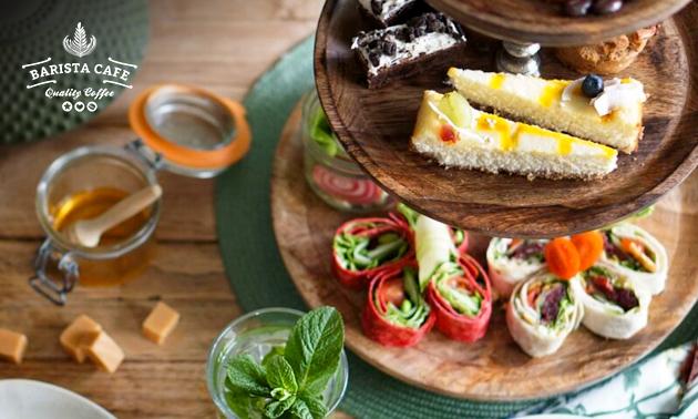 Thuisbezorgd of afhalen in hartje Veenendaal: high tea