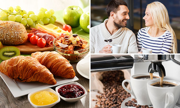 Thuisbezorgd of afhalen: ontbijt van Barista Cafe