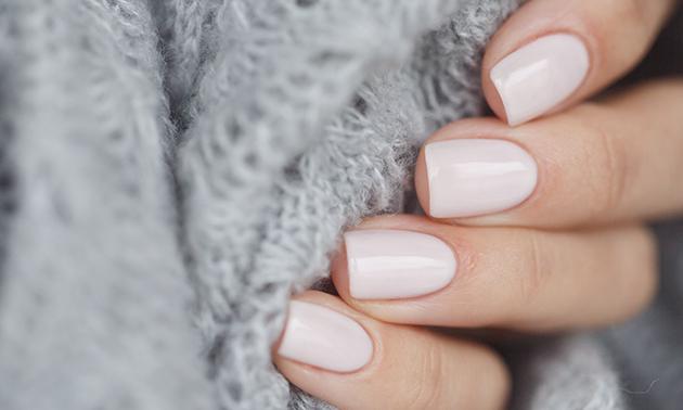 Manicurebehandeling of gellak