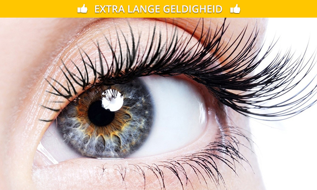Hennabrows of nieuwe set wimperextensions