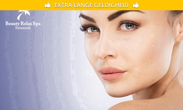Permanente make-up bij Beauty Relax Spa Savannah