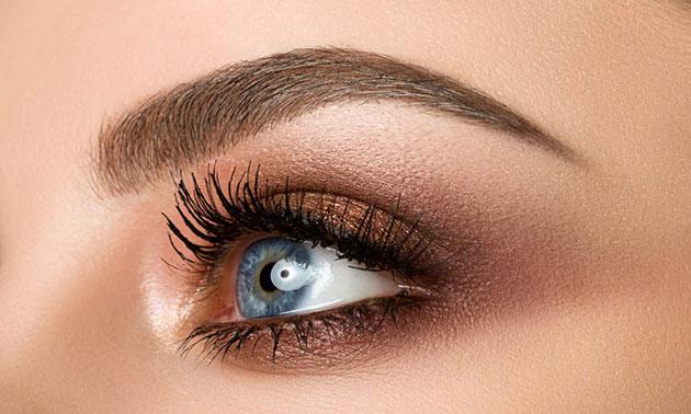 Wenkbrauwen verven + epileren of henna brows