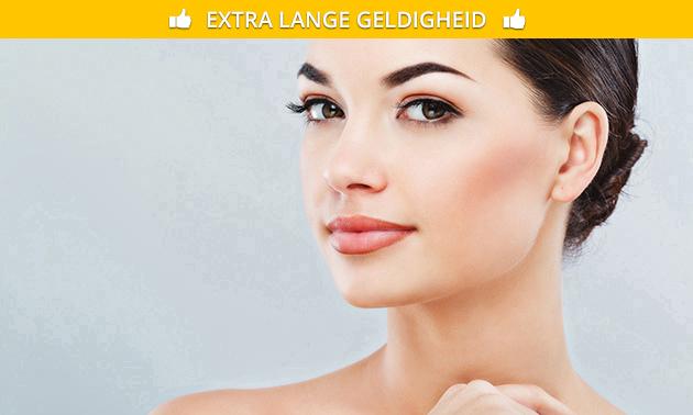 Huidverbeterende HIFU-gezichtsbehandeling