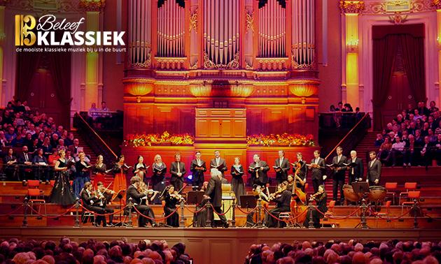 Ticket voor Händels Messiah + cadeaupakket