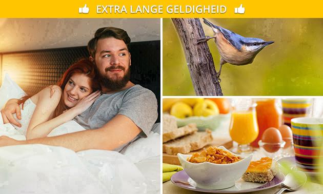 Übernachtung(en) für 2 + Frühstück in Nord-Limburg