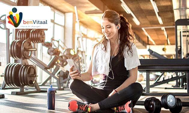 Afvallen: 5-weeks fitprogramma op locatie naar keuze