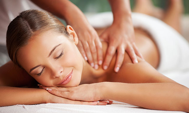 Full body-massage (60 min) in hartje Hoogeveen