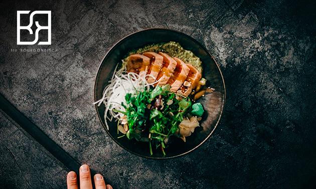 Afhalen: shared dining-diner van Bij Bourgondisch