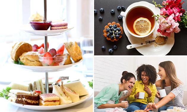 Afhalen: high tea van Bij Welling