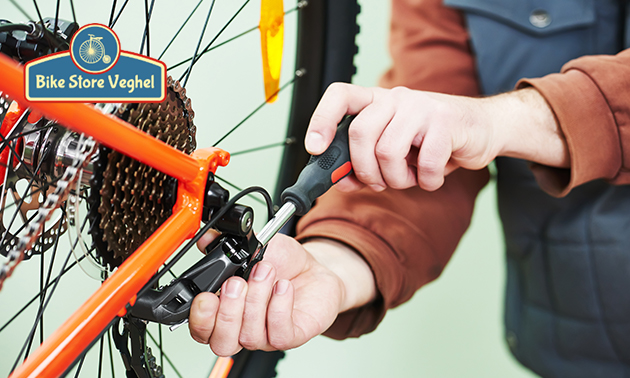 Servicebeurt (elektrische) fiets