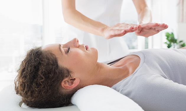 Reiki-Behandlung (45 oder 60 Minuten)