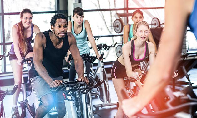 1 maand onbeperkt fitnessen en high impact BBB