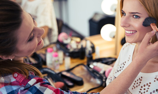 Make-up Workshop (1,5 oder 3 Stunden)