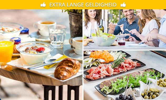 All-You-Can-Eat brunch + onbeperkt drankjes