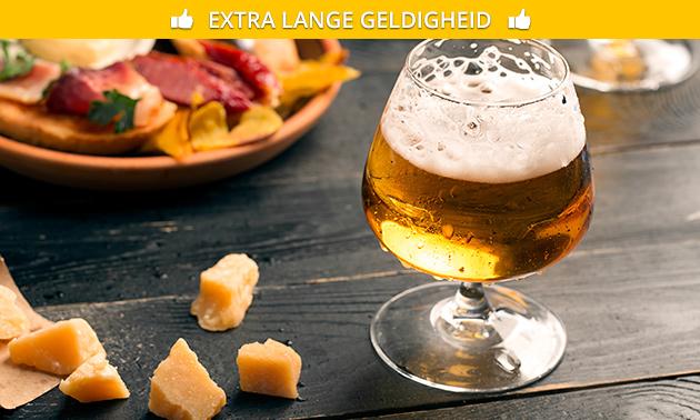 Bierproeverij (3 bieren) in hartje Delft